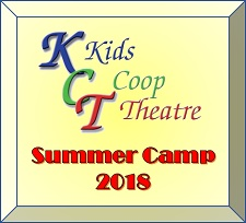 Summer Theatre Camp 2018